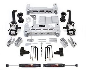 "Ready Lift 7"" Off Road Suspension Kit Ford F150 2012-2015"