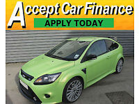 Ford Focus RS 2.5T 350BHP FINANCE OFFER FROM £103 PER WEEK!