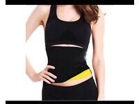 New waist slimmer belt sauna size L unisex