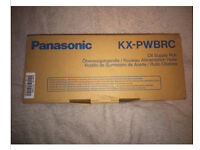 NEW BOXED GENUINE PANASONIC PRINTER - KX-PWBRC Oil Supply Roll