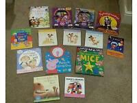 Childrens Book Bundle - 14 ITEMS
