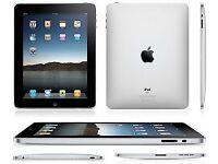 Ipad 1 16gb 32gb 64gb wifi, full ipad series Wi-Fi, 9.7in - Black