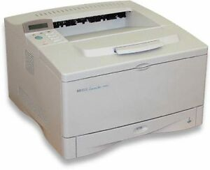 2 HP LaserJet 5000 Printers - 1 Working, 1 For Parts - Low Price