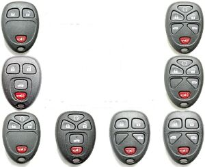GM / CHEVY Key FOB Remotes Repaired/ and Saturn FOBS