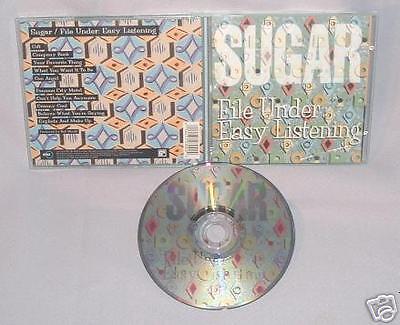 Cd Sugar File Under Easy Listening Mint
