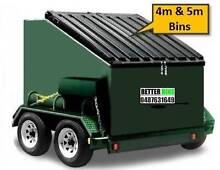Better Bins Trailer Skips and Rubbish Removal Caringbah Sutherland Area Preview