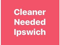 Cleaners Needed - Ipswich