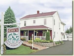Beautiful Bed and Breakfast for sale in Grand Falls, NB!