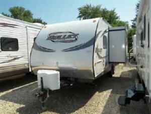 RV Rental 2013 Foot Travel Trailer with full slide out
