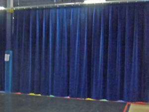 Professional Theater Drapes/curtains Fire retardant Acoustic