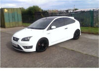 Ford Focus st rs replica. May swap px BMW 1 series Audi a3