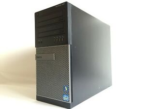 Dell Optiplex Intel Core i7 3.40Ghz (3.8Ghz Turbo) 8GB 500GB HD