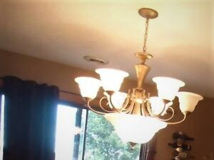 big chandelier for dinning room