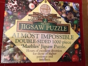 Double-sided Jigsaw Puzzle 1000 pc