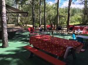 CAMPGROUND & RECREATION AREA FOR SALE IN GRIMSHAW AB