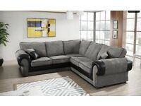 Nice and Comfy NEW SOFA with FREE FOOTSTOOL