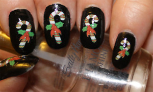 Christmas Nail Art Stocking Stuffers - Handmade in Saint John