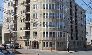 Penthouse Condo Downtown Halifax September 1