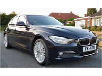 BMW 3 Series 2.0 320d Luxury (s/s) 4door, Diesel , Manual