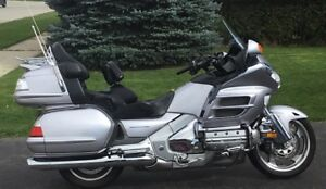 2009 HONDA GOLD WING GL 1800 TOURING MOTORCYLE