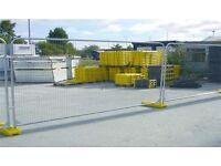 Heras fencing panels
