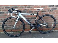 Ladies Road Bike and Car Rack for Sale