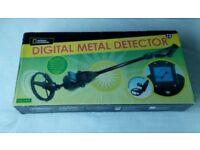 Unused National Geographic Metal Detector