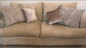3 Seater Large Feather Sofa