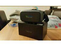 Virtual Reality Headset (3D Glasses)