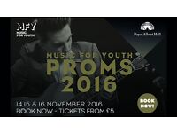 Volunteering Opportunities at the Music for Youth Proms