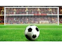 Indoor football (5/6 a side)-Thursdays