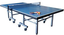 NEW! PRO TABLE TENNIS/PING PONG TABLE;FREE BATS;BALLS;NET Campbellfield Hume Area Preview
