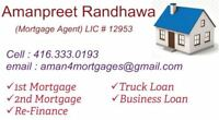 GOOD CREDIT/ BAD CREDIT AND NEED MORTGAGE OR TRUCK LOAN ?