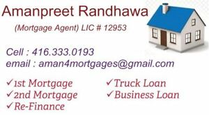 Need 1st/2nd Mortgage or Truck Loan ? we can help you..!!