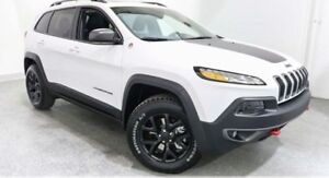 Jeep Cherokee Trailhawk V6 2018 !! NEUF : 235 KM - Ttes options