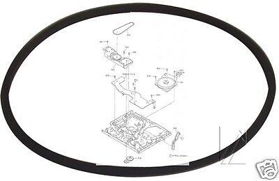 Courroie De Cabestan Pour Magnetoscope Hitachi Mecanique Vl16 Vhs Hifi
