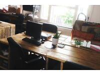 Studio/office space above Time Out's #1 Cafe in Finsbury Park- Xmas discount of £950 PCM