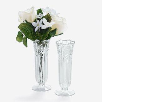 Plastic Bud Vase Ebay
