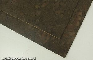 The Colors of Cork Tile Flooring 5/16 inch!!$3.89SF