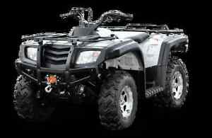 CROSSFIRE TERRITORY 500 ATV Jimboomba Logan Area Preview