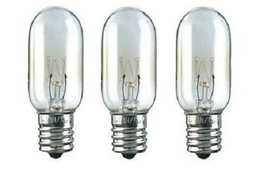 Kenmore Microwave Light Bulb Replacement 40 Watt - 3 Pack -