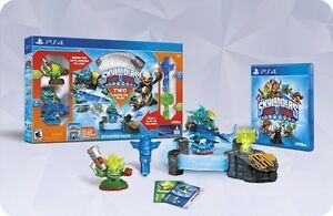 Brand NEW PS4 skylander starter kit with 2 figure and 2 traps