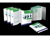 CFA Level 1 December 2017 SchweserNotes Package NEW 5 books + Practice Exams vol