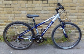Ladies Blue/Silver TREK 3700 Mountain Bike In VGC