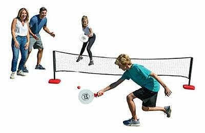 Wicked Big Sports Paddle Battle Giant Outdoor Ping Pong and Pickle Ball Set new