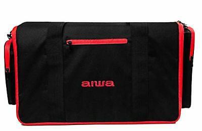 Carrying Case/Travel Bag For Aiwa Exos-9 Portable Bluetooth Speaker , usado segunda mano  Embacar hacia Mexico