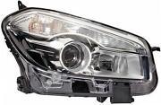 Nissan QASHQAI Headlight