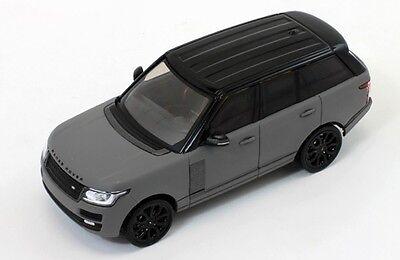 Range Rover Vogue Matt Grey/Black 2014 Premium X PRD409 1:43