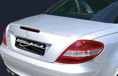 Mercedes SLK R171 Heckspoiler Kofferdeckel dezent 03.04-03.11 grundiert