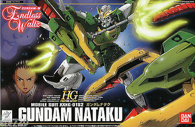 Gundam Wing Endless Waltz 1/144 HG EW-06 XXXG-01S2 Nataku Model Kit Bandai